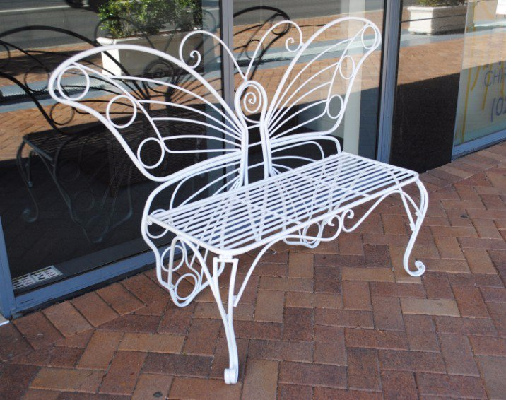 Butterfly Bench 1