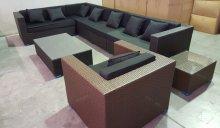 Diego-black cushion